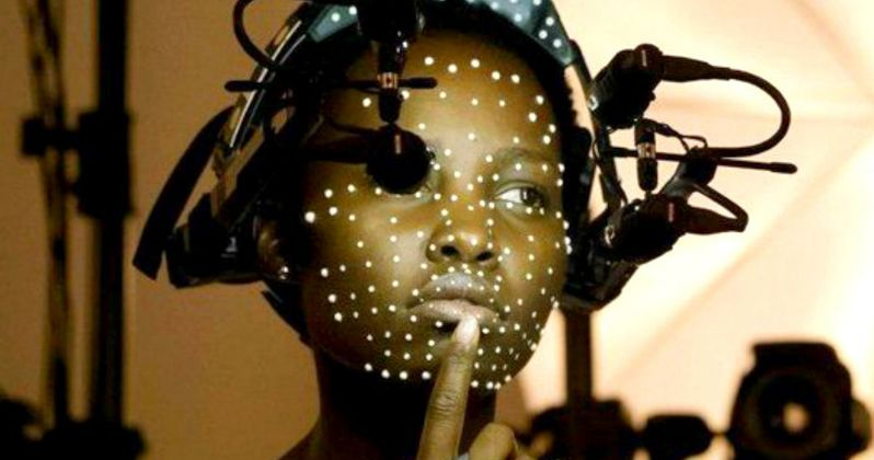 Star Wars 7 Lupita Nyongo Photo; JJ Abrams Talks Story