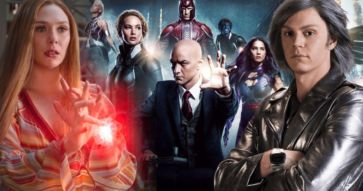 Marvel X Men Professor X Logan Wandavision Theory