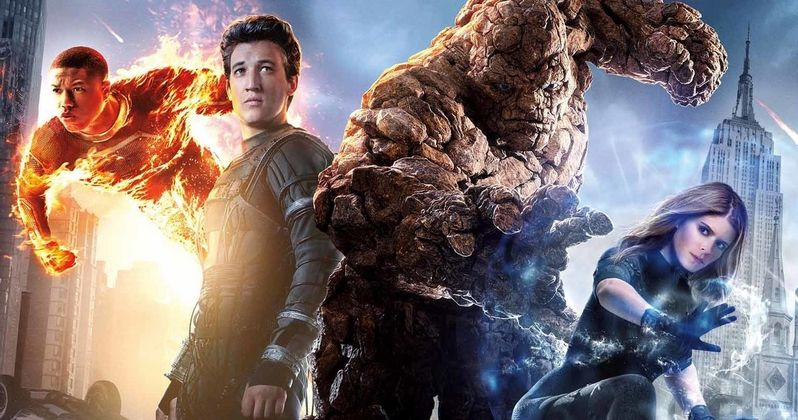 Fantastic Four 2 Happening? Fox Says They're Still Committed