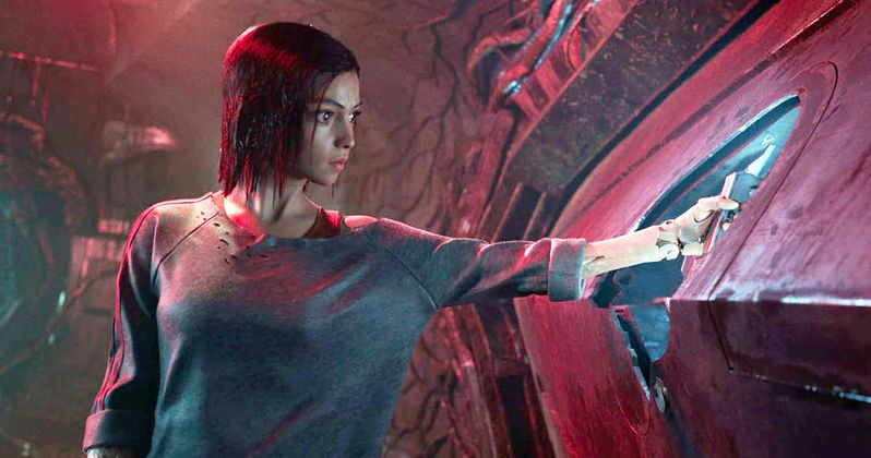 Alita: Battle Angel Wins Less Than Stellar Holiday Box Office Weekend