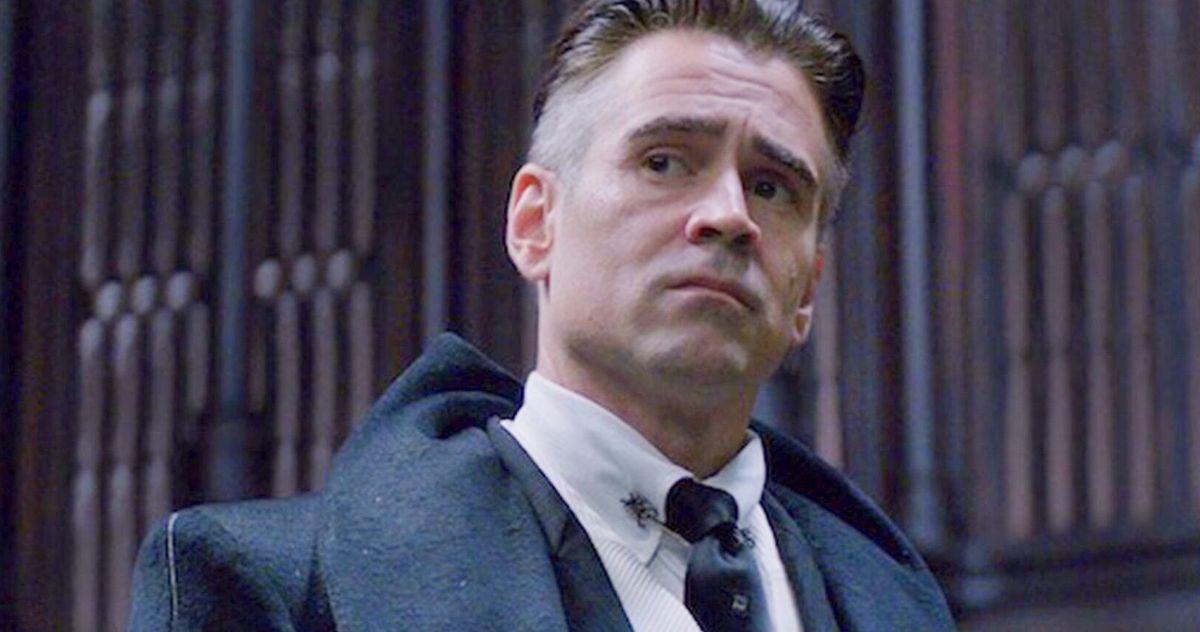 Colin Farrell's Penguin Revealed in The Batman Set Photos?