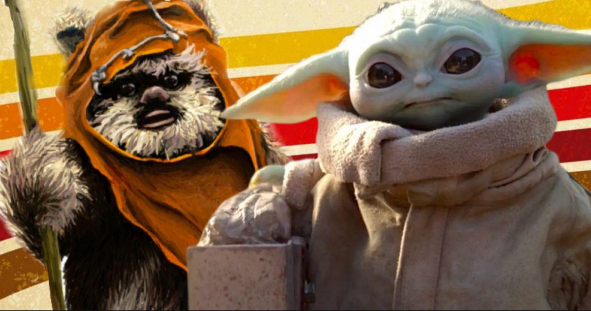 Star Wars Actor Warwick Davis Thinks Ewoks Are Cooler Than Baby Yoda