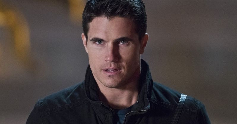 The Flash Actor Teases Major Deathstorm Spoiler