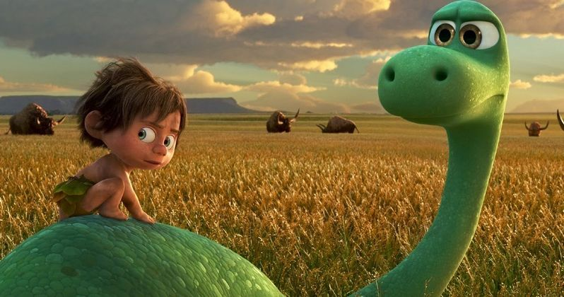 Will Pixar's Good Dinosaur Overtake the Thanksgiving Box Office?