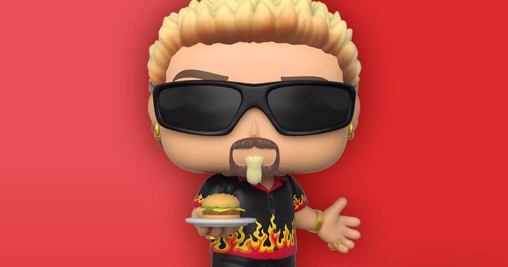 Guy Fieri Funko Pop! Toy Is Ready to Take You to Flavortown