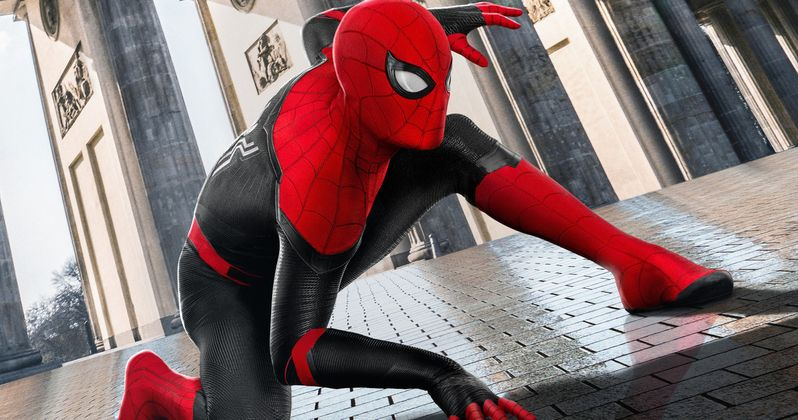 New Spider-Man Posters Take Peter Parker Far from Home