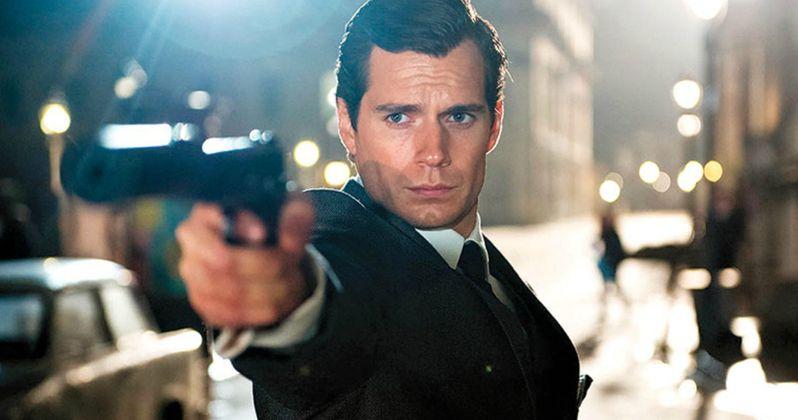 Man from U.N.C.L.E. Trailer #2: Henry Cavill Is a Super Spy