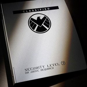 COMIC-CON 2013: Marvel's Agents of S.H.I.E.L.D. Security Level 7 Teaser Photo