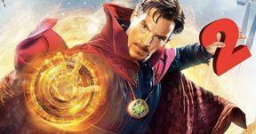 Doctor Strange 2 Director Conjures Mysterious Instagram Tease