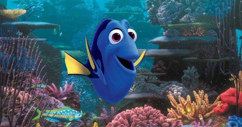 Pixar's Finding Dory Trailer Has Arrived