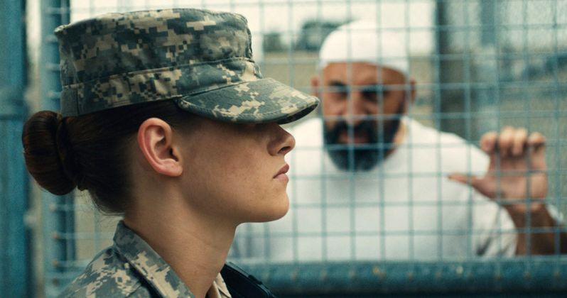 Camp X-Ray Trailer Starring Kristen Stewart