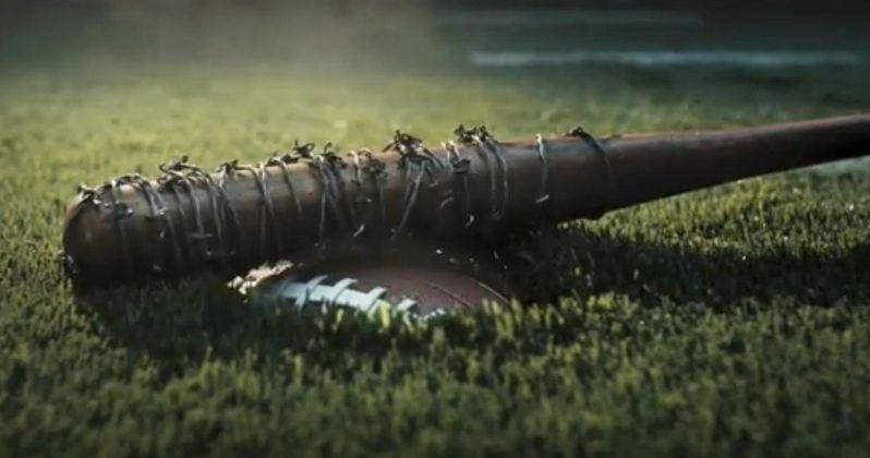 Walking Dead Super Bowl Trailer Brings Football Season to an End