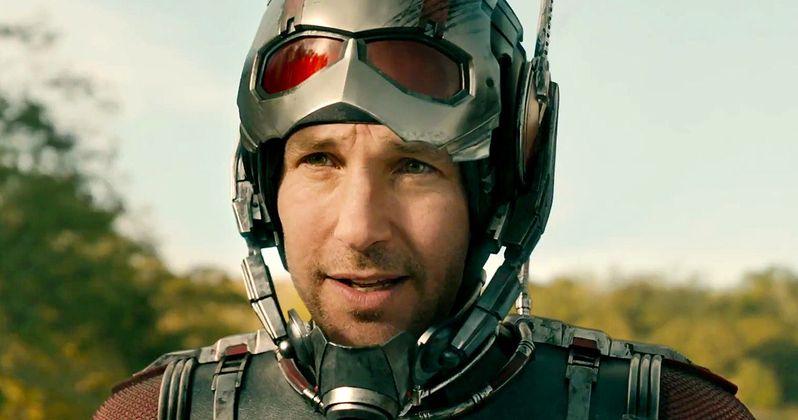 Ant-Man TV Spot Delivers Big Marvel Action