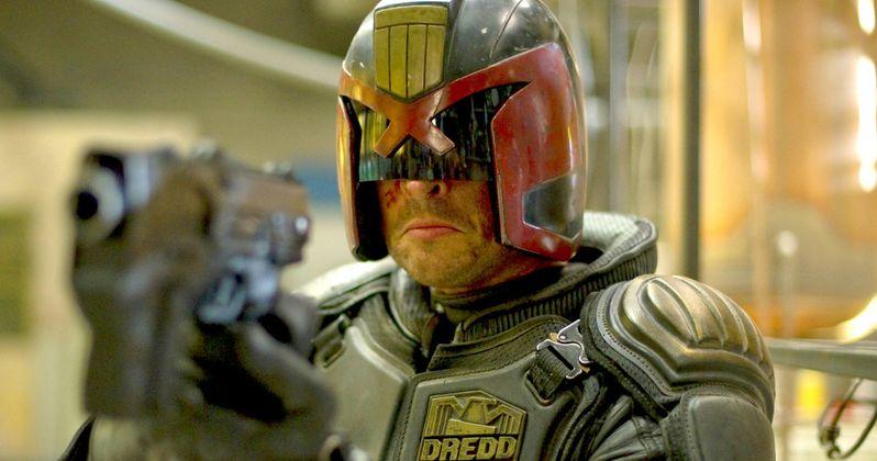 Dredd 2 Not Likely to Happen Says Dredd Screenwriter