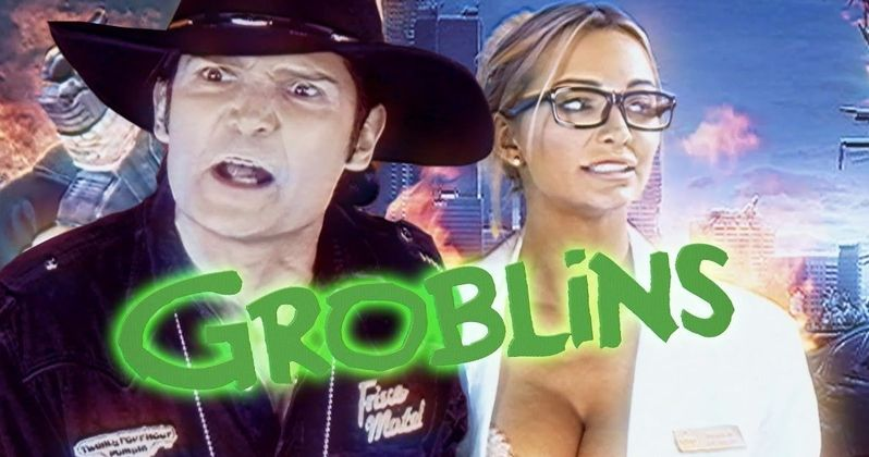 Insane Gremlins 3 Spoof Trailer Reunites Corey Feldman & Zach Galligan