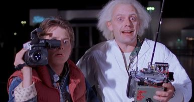 Christopher Lloyd Wants to Do Back to the Future 4