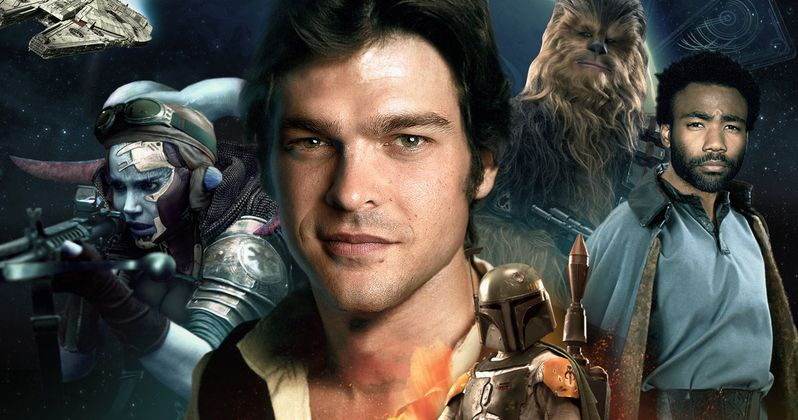 Han Solo Movie to Expose a Big Secret, Timeline Revealed