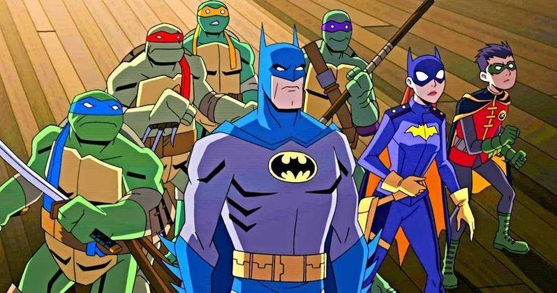 Batman Vs. Teenage Mutant Ninja Turtles Trailer Delivers the Ultimate Action Crossover