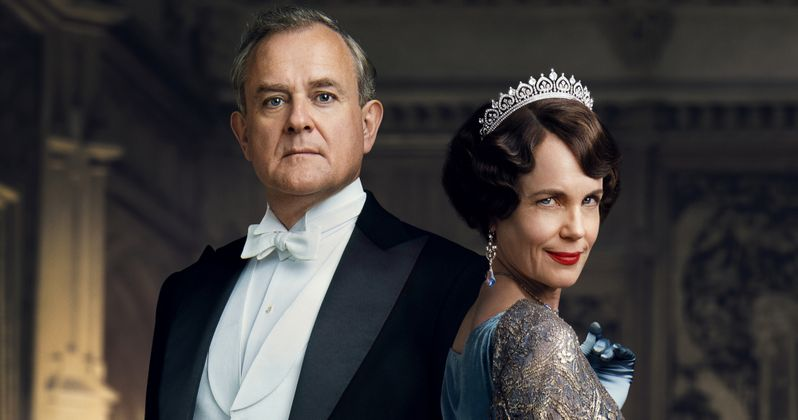 More Downton Abbey Character Posters Have the Crawley Family Ready to Party