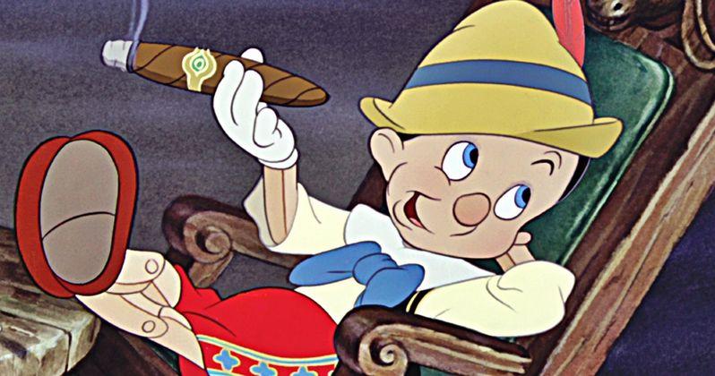 Disney Bans Smoking in Kids' Movies