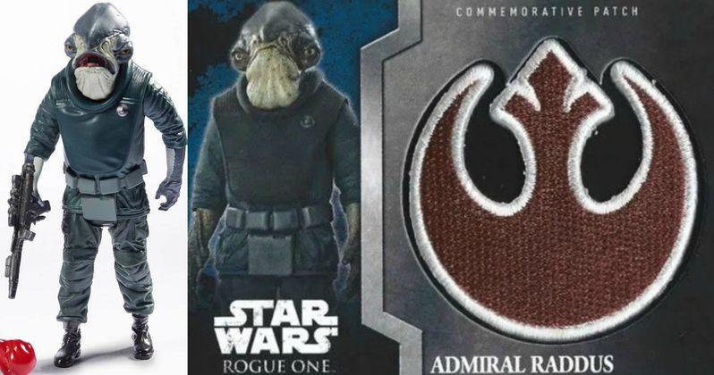 Meet Admiral Ackbar's Distant Cousin in Star Wars: Rogue One
