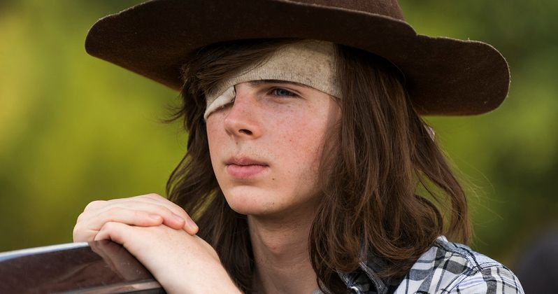 Walking Dead Star Chandler Riggs Joins ABC's A Million Little Things