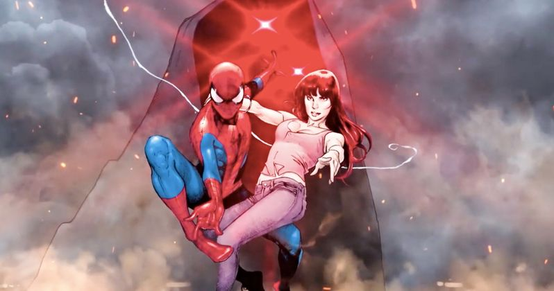 J.J. Abrams' Spider-Man Comic Book Trailer Reveals New Marvel Villain Cadaverous