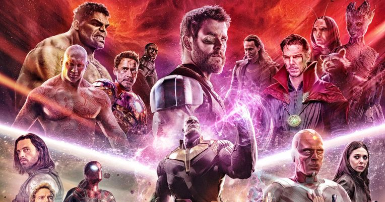 Infinity War Is Now the Highest Grossing Superhero Movie of All Time
