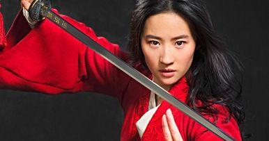 First Look at Disney's Mulan Remake Arrives as Shooting Begins