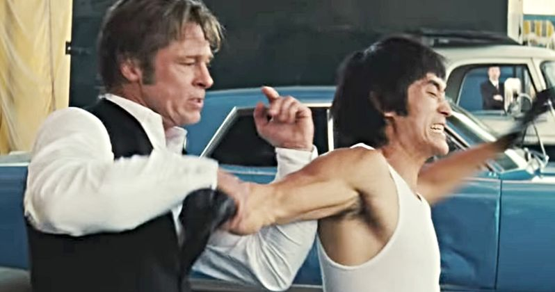 Tarantino's Once Upon a Time Leaves Bruce Lee's Daughter Feeling Annoyed