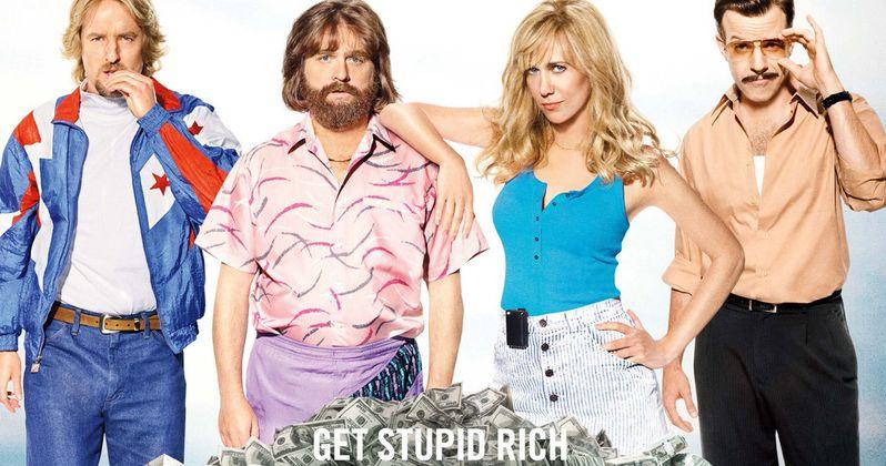 Masterminds Trailer #2: Galifianakis & Wiig Get Stupid Rich