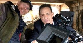 Inferno Begins Shooting; First Look at Tom Hanks On Set