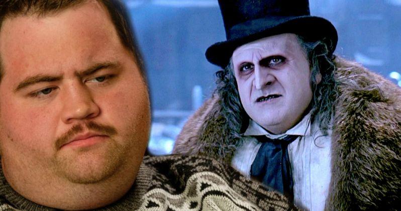 The Batman Wants I, Tonya Star Paul Walter Hauser as the Penguin?