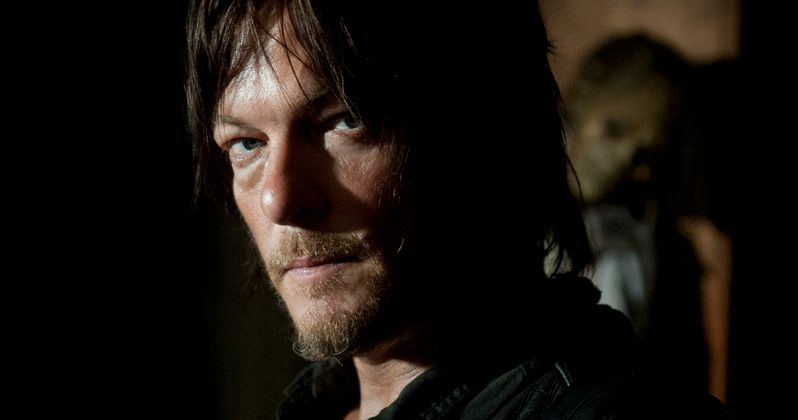 Daryl Tests Beth's Skills in The Walking Dead Season 4 Clip