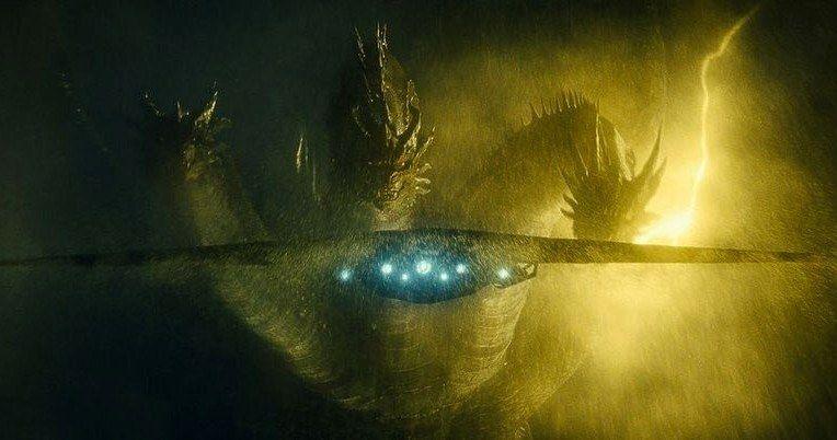 King Ghidorah Rises in Stunning New Godzilla 2 Image