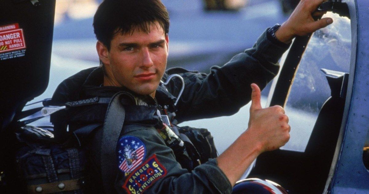 Tom Cruise Will Fly Ai...