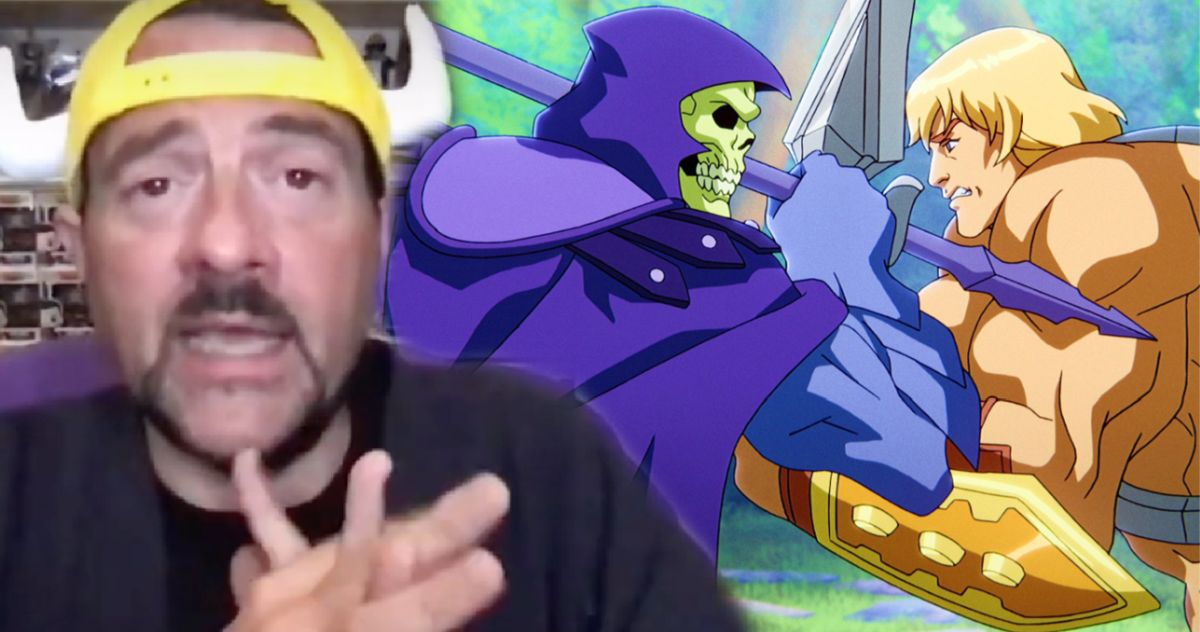 Kevin Smith Gushes After Seeing Masters of the Universe: Revelation Trailer, Calls It 'Phenomenal'