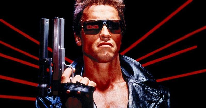 Terminator Reboot Teams Deadpool Director & Producer James Cameron