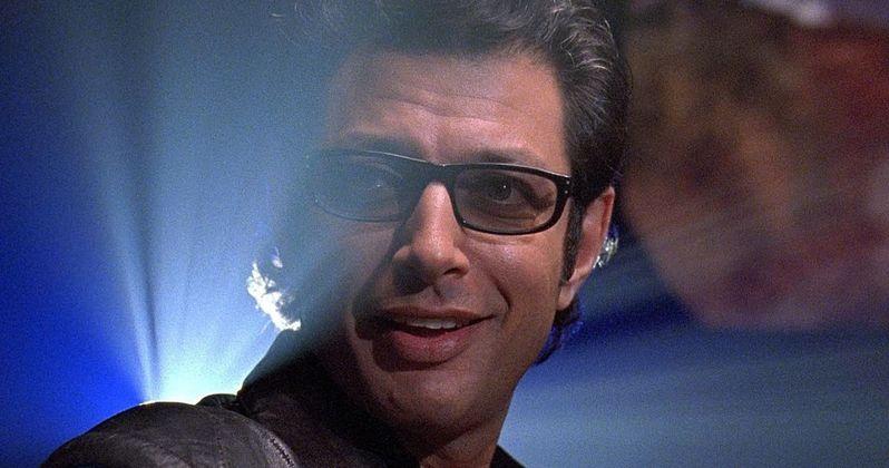 Jeff Goldblum Is Open to Returning in Jurassic World 2