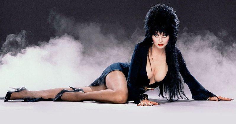 New Elvira Movie Planned as Cassandra Peterson Shops Treatment