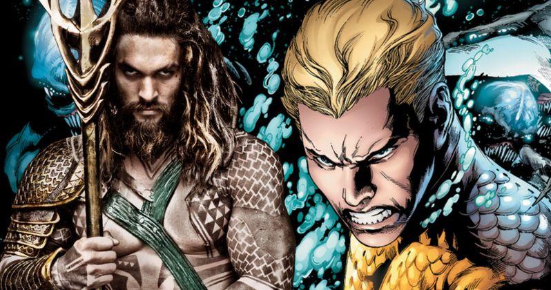 Jason Momoa's Aquaman Is Inspired by DC's New 52 Comics