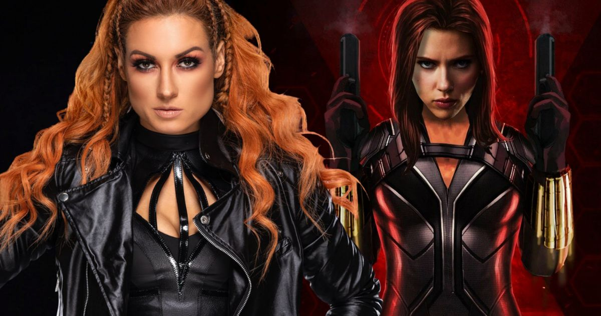 WWE Superstar Becky Lynch Rumored to Join the MCU, Is She in Black Widow?