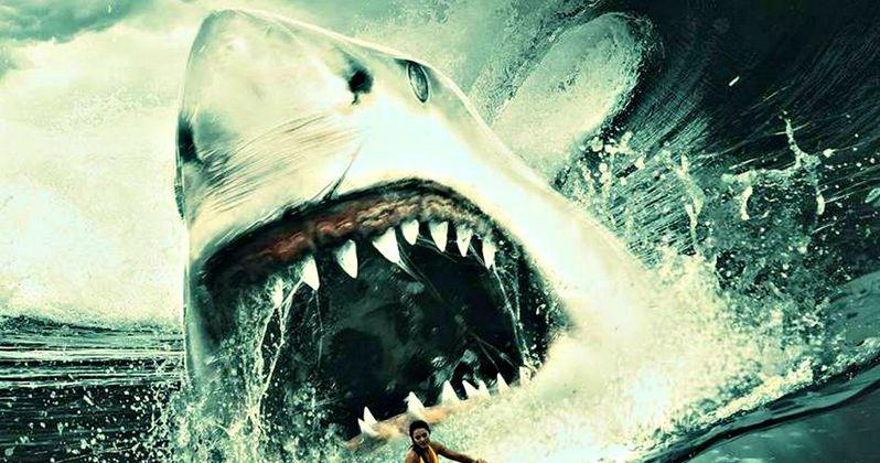 Meg: Giant Shark Thriller Finally Happening at Warner Bros?
