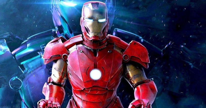 Iron Man's Infinity War Armor Makes Marvel Comics Debut