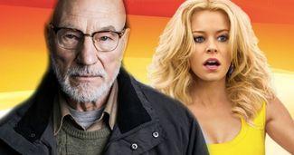 New Charlie's Angels Movie Gets Patrick Stewart as Bosley