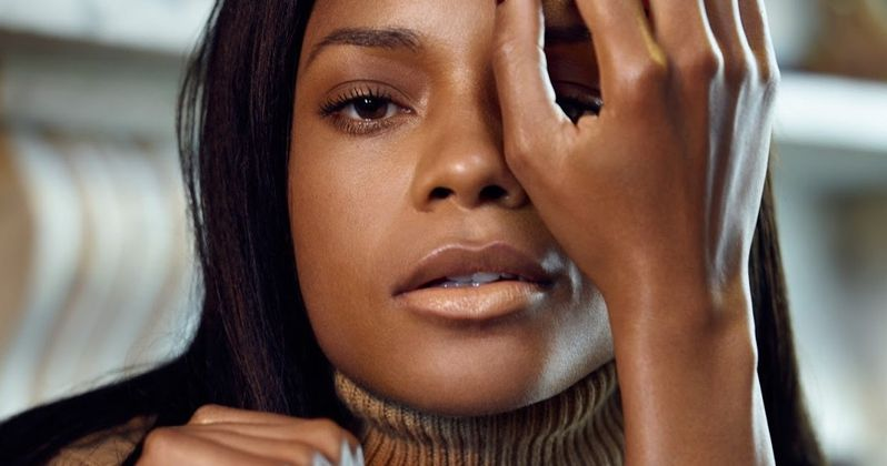 Naomie Harris Will Fight Big Monsters in the Rock's Rampage