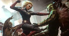 Will Captain Marvel Completely Redefine the Superhero Movie Genre?