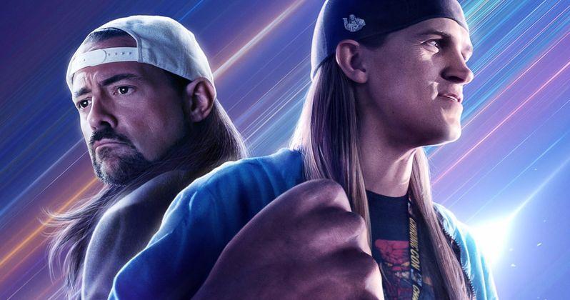 Jay & Silent Bob Reboot Gets an Avengers: Endgame Style Poster
