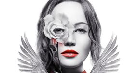Hunger Games: Mockingjay Part 2 IMAX Poster Gets Bloody