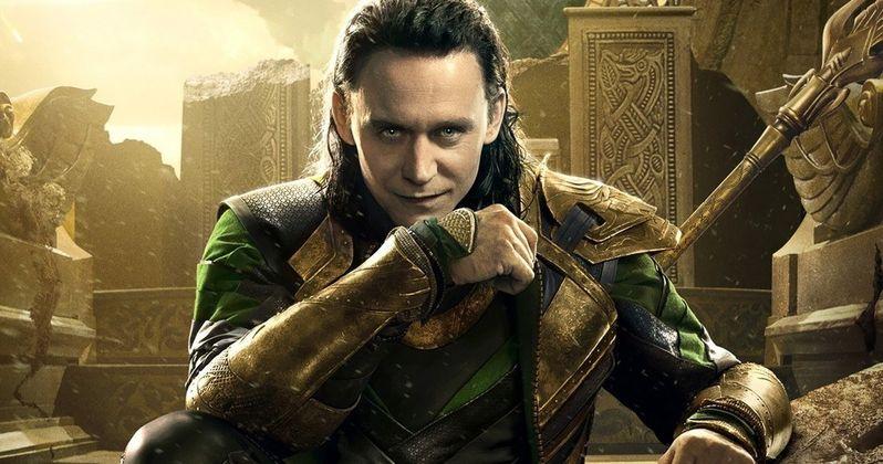 Tom Hiddleston Talks Loki in Thor: Ragnarok